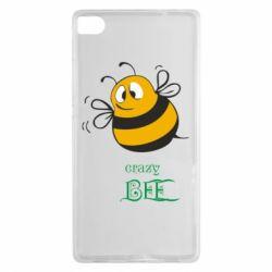 Чехол для Huawei P8 Crazy Bee - FatLine
