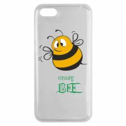 Чехол для Huawei Y5 2018 Crazy Bee - FatLine