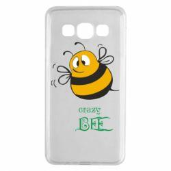 Чехол для Samsung A3 2015 Crazy Bee