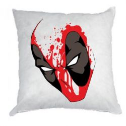 Подушка Crazy Deadpool