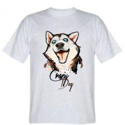 Футболка Crazy Dog