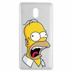 Чехол для Nokia 3 Crazy Homer! - FatLine