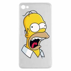 Чехол для Meizu U20 Crazy Homer! - FatLine