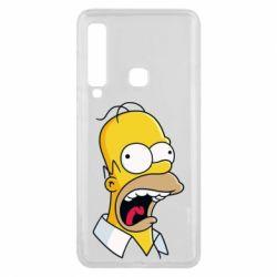 Чехол для Samsung A9 2018 Crazy Homer! - FatLine