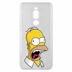 Чехол для Meizu Note 8 Crazy Homer! - FatLine