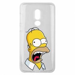 Чехол для Meizu V8 Crazy Homer! - FatLine
