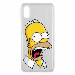Чехол для Xiaomi Mi8 Pro Crazy Homer! - FatLine
