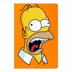 Блокнот А5 Crazy Homer! - FatLine