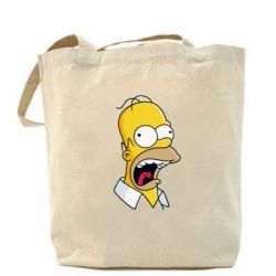 Сумка Crazy Homer!
