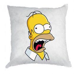 Подушка Crazy Homer!