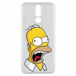 Чехол для Huawei Mate 10 Lite Crazy Homer! - FatLine