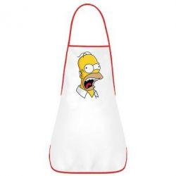 Фартук Crazy Homer!