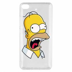 Чехол для Xiaomi Mi 5s Crazy Homer! - FatLine