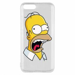 Чехол для Xiaomi Mi6 Crazy Homer! - FatLine