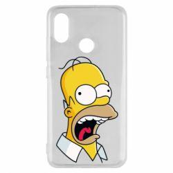 Чехол для Xiaomi Mi8 Crazy Homer! - FatLine