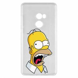 Чехол для Xiaomi Mi Mix 2 Crazy Homer! - FatLine