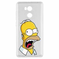 Чехол для Xiaomi Redmi 4 Pro/Prime Crazy Homer! - FatLine