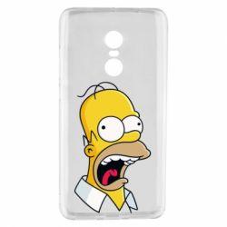 Чехол для Xiaomi Redmi Note 4 Crazy Homer! - FatLine