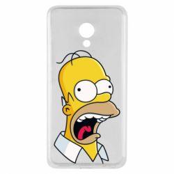 Чехол для Meizu M5 Crazy Homer! - FatLine