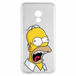 Чехол для Meizu Pro 6 Crazy Homer! - FatLine