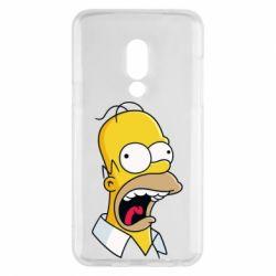 Чехол для Meizu 15 Crazy Homer! - FatLine