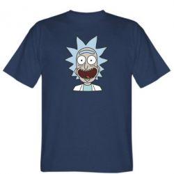 Мужская футболка Crazy Rick