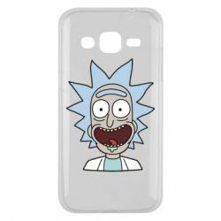 Чехол для Samsung J2 2015 Crazy Rick