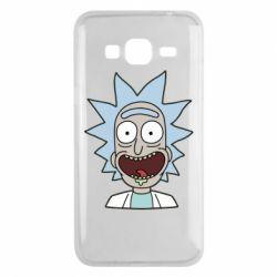Чехол для Samsung J3 2016 Crazy Rick