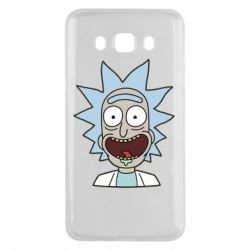 Чехол для Samsung J5 2016 Crazy Rick