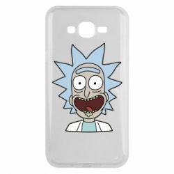 Чехол для Samsung J7 2015 Crazy Rick