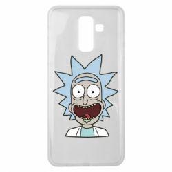Чехол для Samsung J8 2018 Crazy Rick