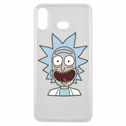 Чехол для Samsung A6s Crazy Rick