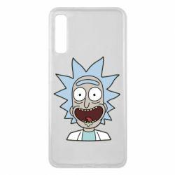 Чехол для Samsung A7 2018 Crazy Rick
