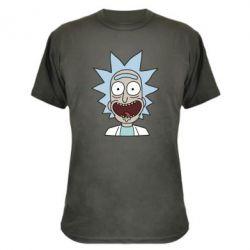 Камуфляжная футболка Crazy Rick
