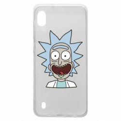 Чехол для Samsung A10 Crazy Rick
