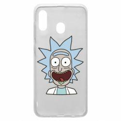 Чехол для Samsung A30 Crazy Rick