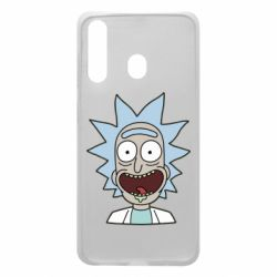 Чехол для Samsung A60 Crazy Rick