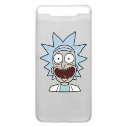 Чехол для Samsung A80 Crazy Rick