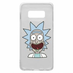 Чехол для Samsung S10e Crazy Rick