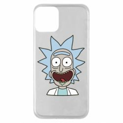 Чехол для iPhone 11 Crazy Rick