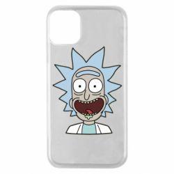 Чехол для iPhone 11 Pro Crazy Rick