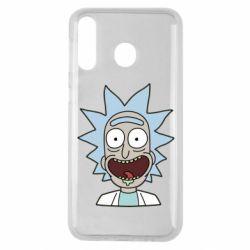 Чехол для Samsung M30 Crazy Rick