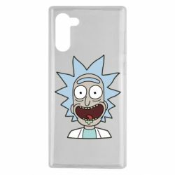 Чехол для Samsung Note 10 Crazy Rick