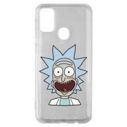 Чехол для Samsung M30s Crazy Rick