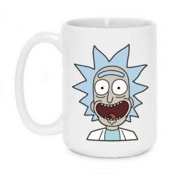 Кружка 420ml Crazy Rick