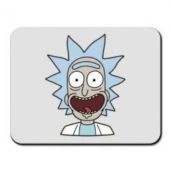 Коврик для мыши Crazy Rick
