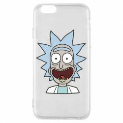 Чехол для iPhone 6/6S Crazy Rick