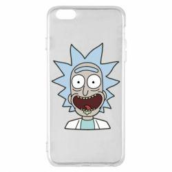 Чехол для iPhone 6 Plus/6S Plus Crazy Rick