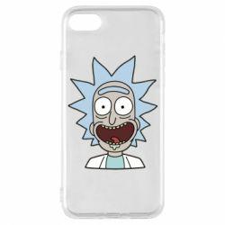 Чехол для iPhone 8 Crazy Rick