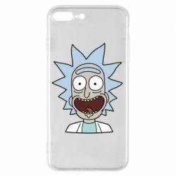 Чехол для iPhone 8 Plus Crazy Rick